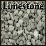 "1 1/4"" Limestone"