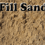 Fill Sand