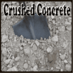 Crushed Concrete