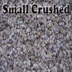 Small Crushed Stone