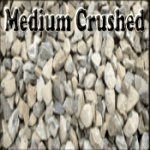 Medium Crushed Stone