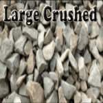 Large Crushed Stone